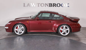 Porsche 911 3.6 993 Turbo 2dr full
