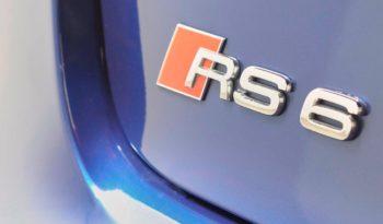 Audi RS6 Avant 4.0 TFSI Tiptronic Quattro 5dr full