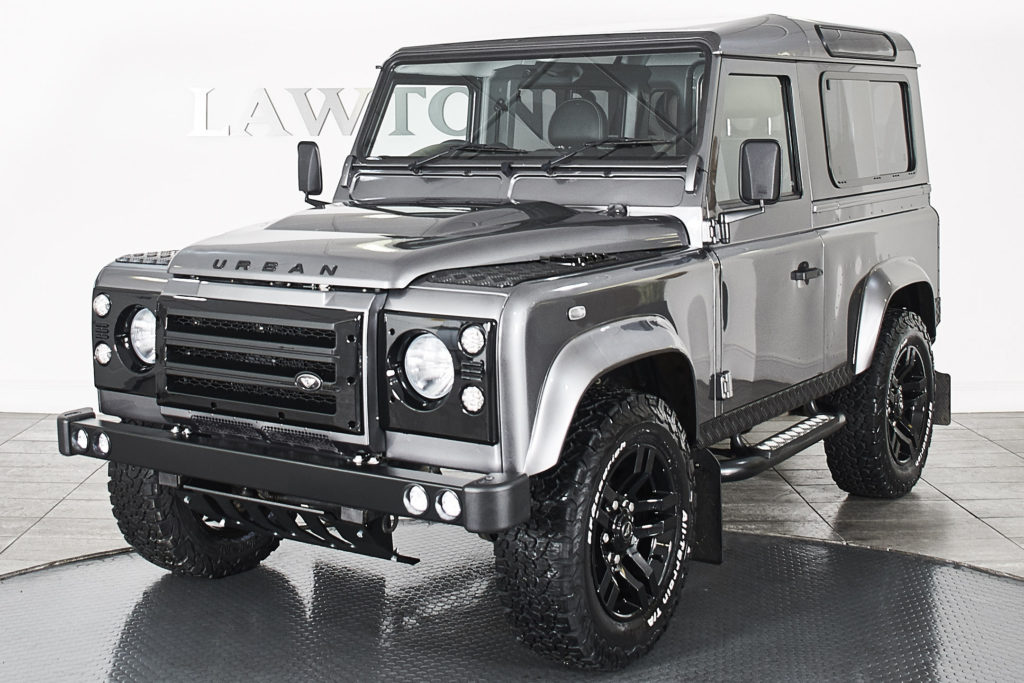 Land Rover Defender 90 2.2 TD XS Station Wagon DPF 3dr