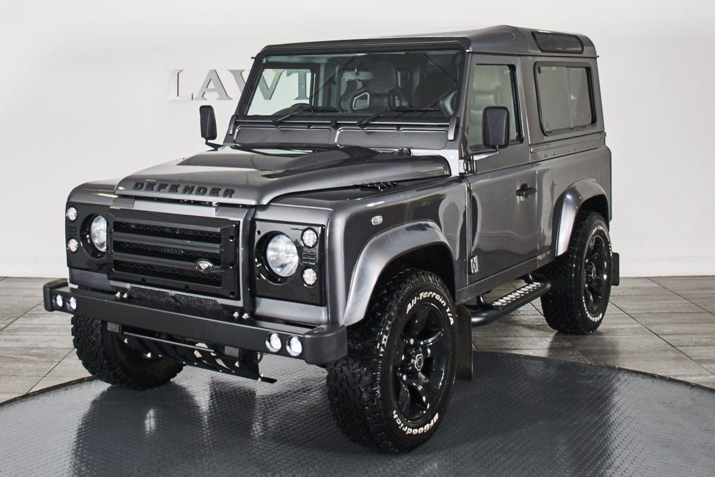 Land Rover Defender 90 2.2 TD XS Station Wagon DPF