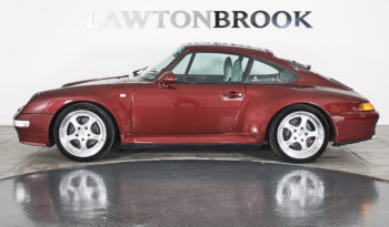 Porsche 911 3.6 993 Carrera S Tiptronic 2dr full