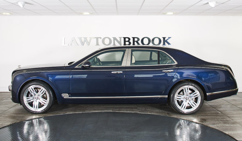 Bentley Mulsanne 6.75 Speed 4dr full