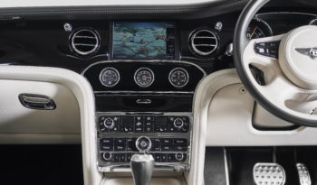 Bentley Mulsanne 6.75 Mulliner full