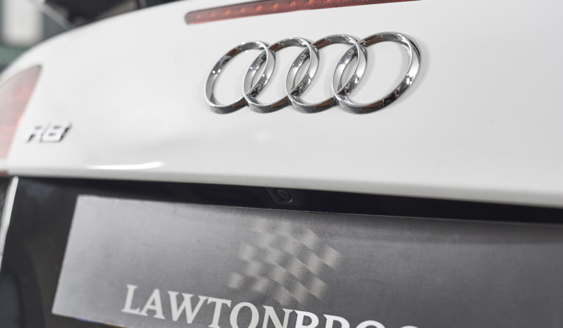 Audi R8 5.2 FSI V10 Spyder R Tronic Quattro 2dr full