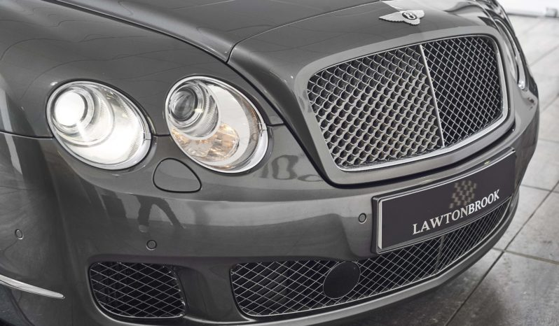 Bentley Flying Spur 6.0 Speed W12 4dr full