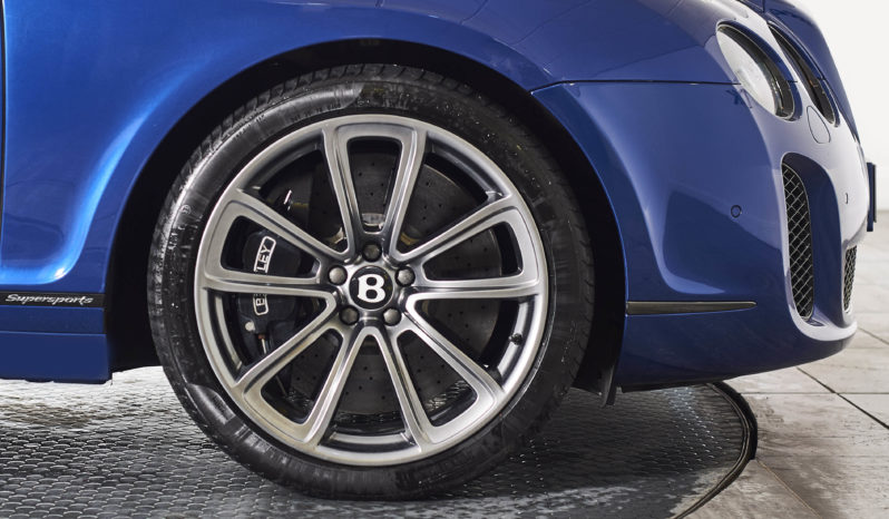 Bentley Continental 6.0 GT Supersports full