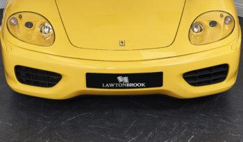 Ferrari 360 3.6 Spider full