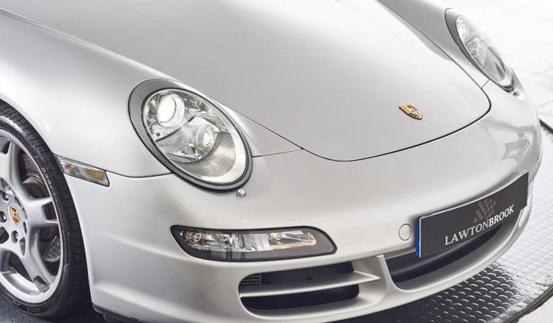 Porsche 911 3.8 997 Targa 4S AWD full