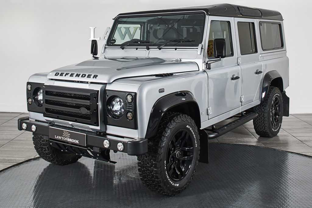 Land Rover Defender Urban 110
