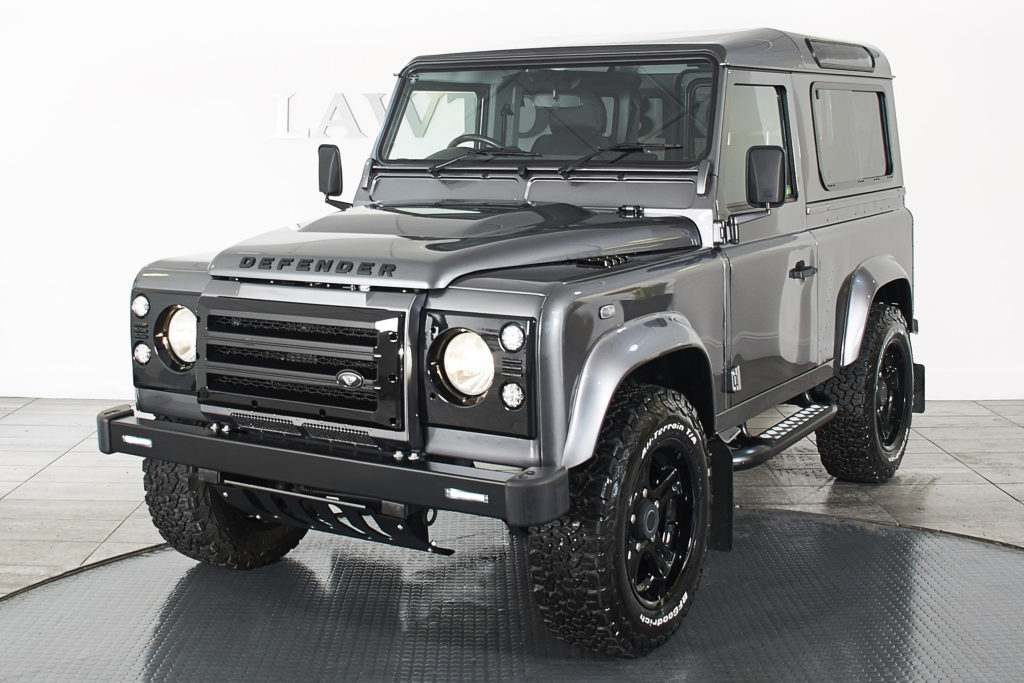 Land Rover Defender Urban 90.