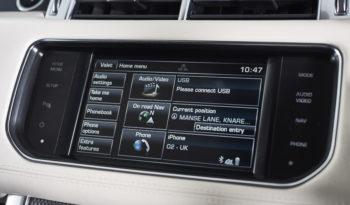 Land Rover Range Rover Sport 5.0 V8 Autobiography Dynamic full