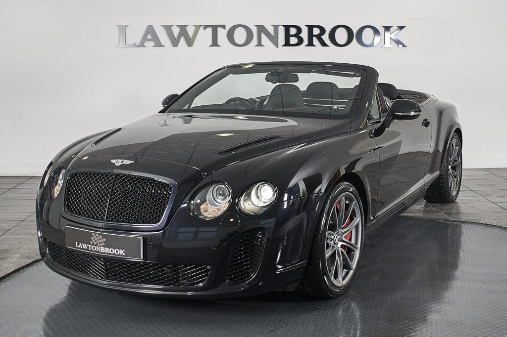 Bentley Continental 6.0 GT Supersports