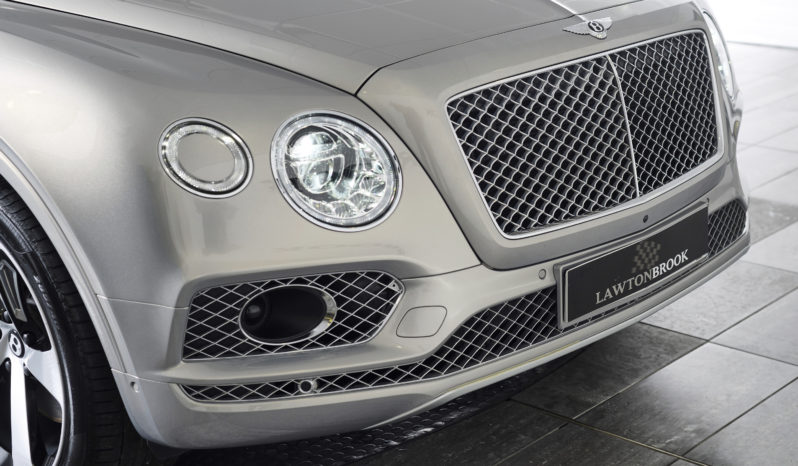 Bentley Bentayga 6.0 W12 4×4 full