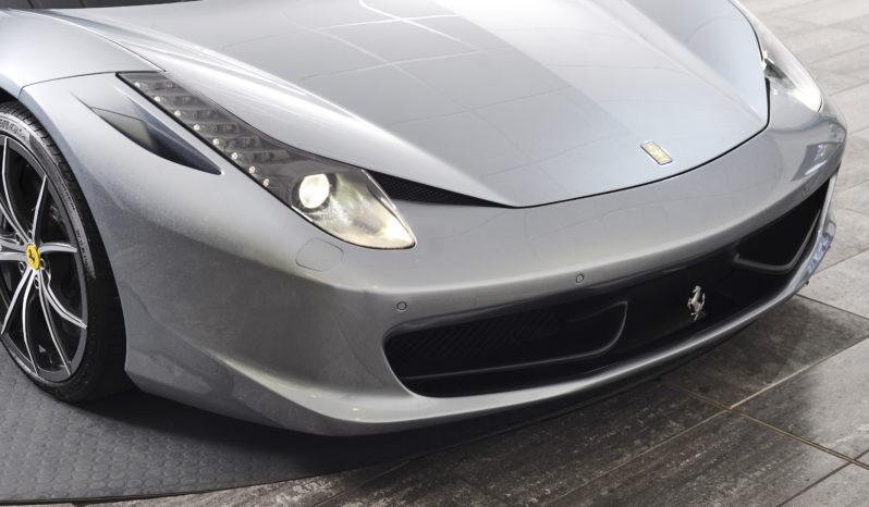 Ferrari 458 4.5 Spider full