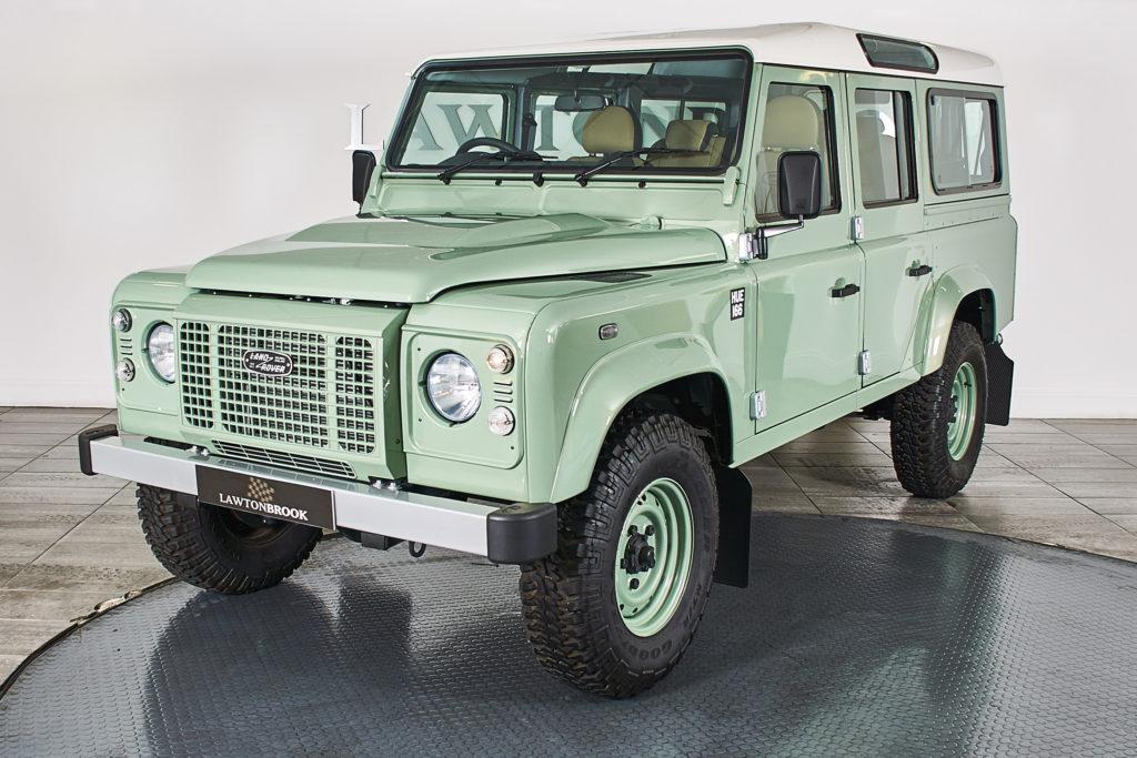 Land Rover Defender 110 2.2 D Heritage Edition Station Wagon
