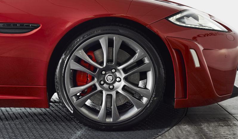 Jaguar XKR-S 5.0 V8 Supercharged full
