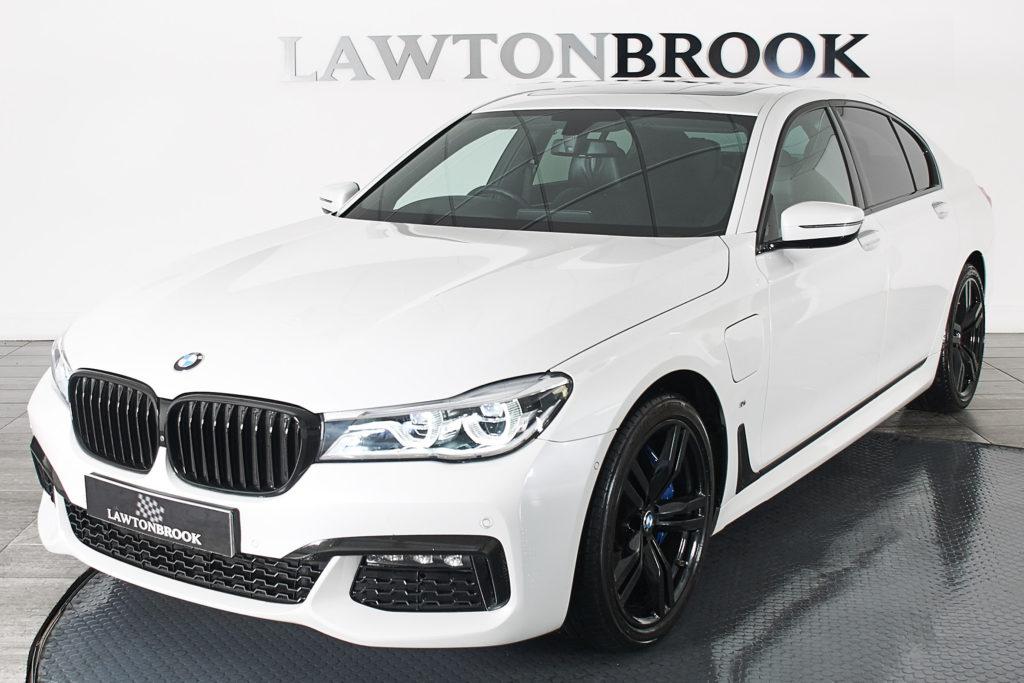 BMW 7 Series 2.0 740e M Sport