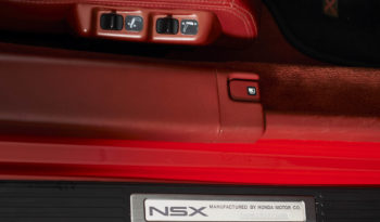 Honda NSX 3.0 2dr full