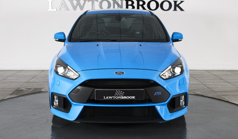 Ford Focus 2.3 EcoBoost RS AWD full