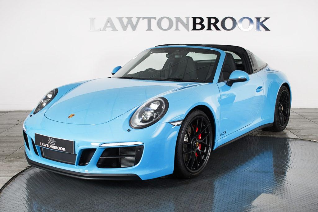 Porsche 911 3.0 991 Targa 4 GTS PDK AWD VAT Q
