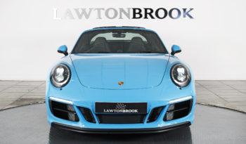 Porsche 911 3.0 991 Targa 4 GTS PDK AWD VAT Q full