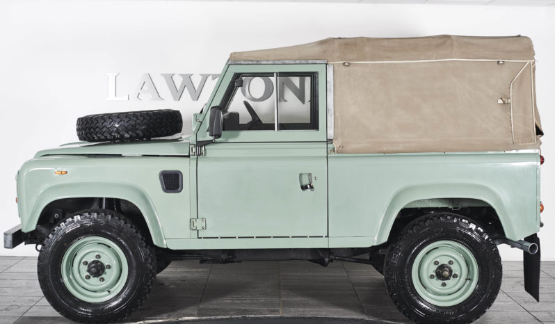 Land Rover 90 2.5 D Soft Top full