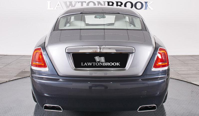 Rolls-Royce Wraith 6.6 2dr full