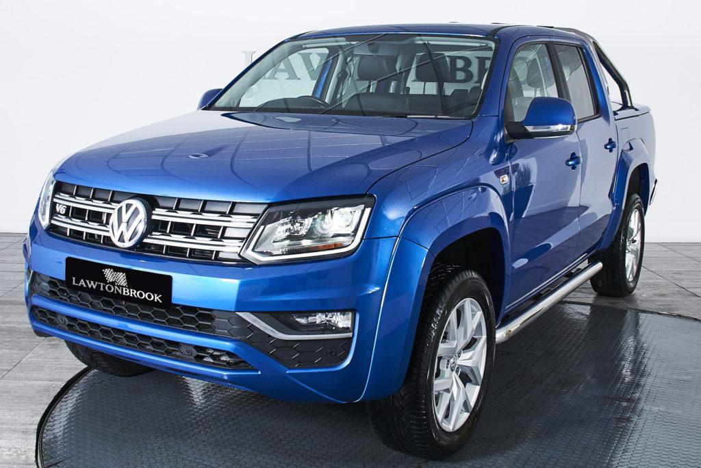 Volkswagen Amarok 3.0 V6 TDI Aventura BlueMotion Tech VAT Q