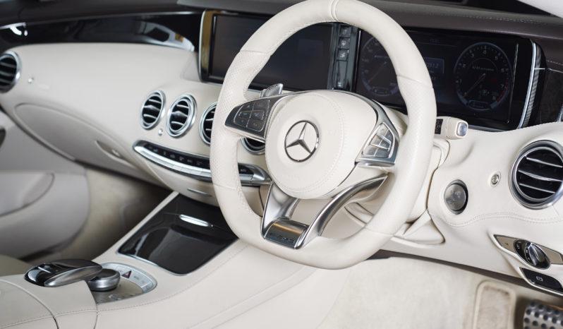 Mercedes-Benz S Class 5.5 S63 AMG full