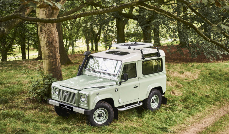 Land Rover Defender 90 2.2 TD Heritage Edition Station Wagon full