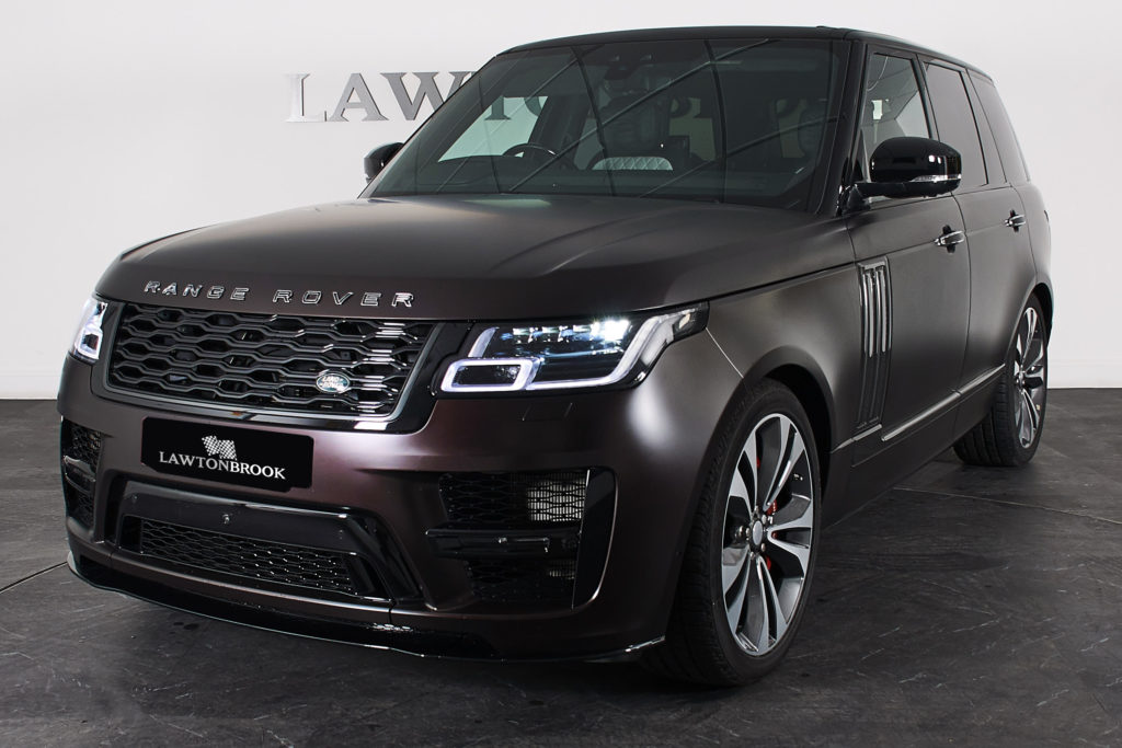 Land Rover Range Rover 5.0 V8 Supercharged SV Autobiography
