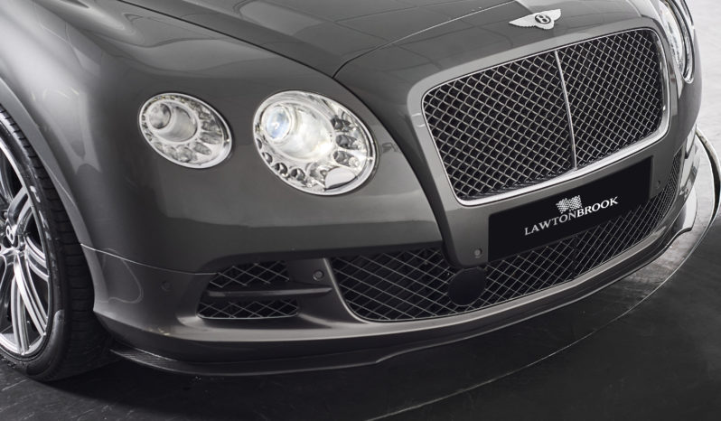 Bentley Continental 6.0 W12 GT Speed full