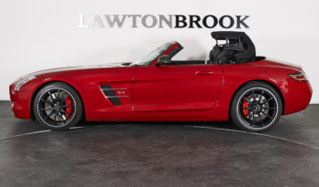 Mercedes-Benz SLS 6.2 AMG Roadster full