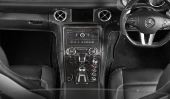 Mercedes-Benz SLS 6.2 AMG Roadster full