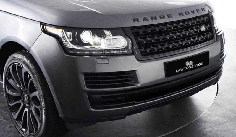 Land Rover Range Rover 3.0 TD V6 Vogue SE full