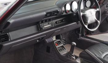 Porsche 911 3.6 993 Turbo full