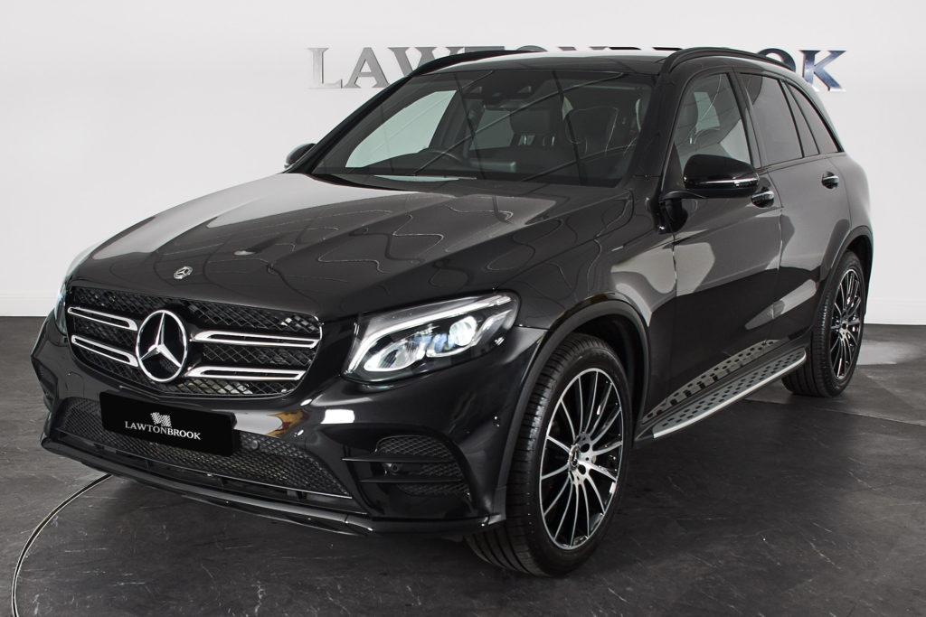 Mercedes-Benz GLC Class 2.1 GLC220d AMG Line (Premium) 4MATIC