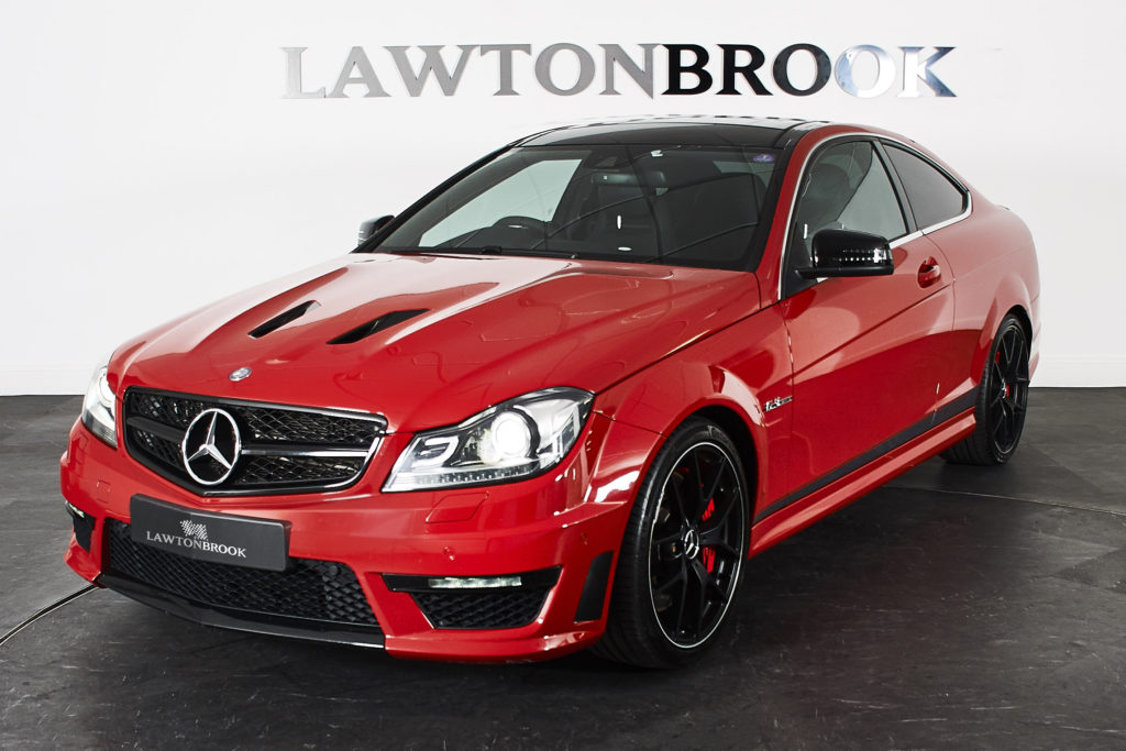 Mercedes-Benz C Class 6.3 C63 AMG Edition 507 MCT