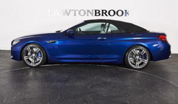 BMW M6 4.4 M DCT full