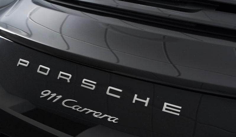 Porsche 911 3.4 991 Carrera Cabriolet PDK full