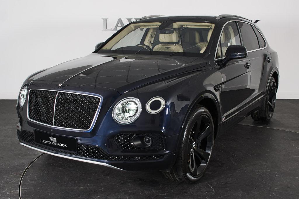 Bentley Bentayga 6.0 W12 4×4