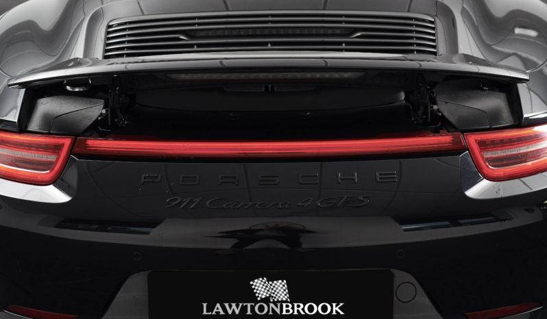 Porsche 911 3.8 991 Carrera 4 GTS PDK full