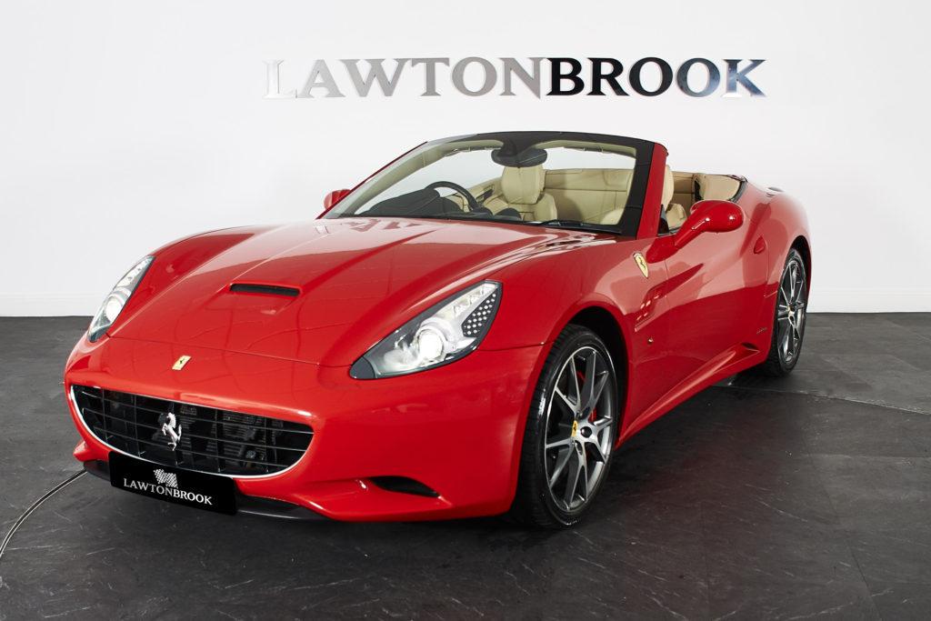 Ferrari California 4.3