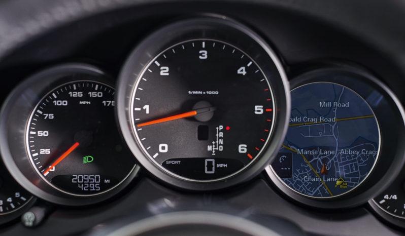 Porsche Cayenne 3.0 TD Platinum Edition Tiptronic S full