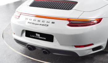 Porsche 911 3.0 991 4 GTS Targa PDK AWD full