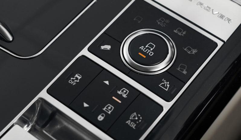 Land Rover Range Rover 4.4 SD V8 Autobiography full