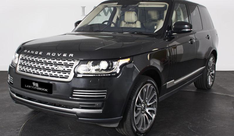 Land Rover Range Rover 4.4 SD V8 Vogue SE full