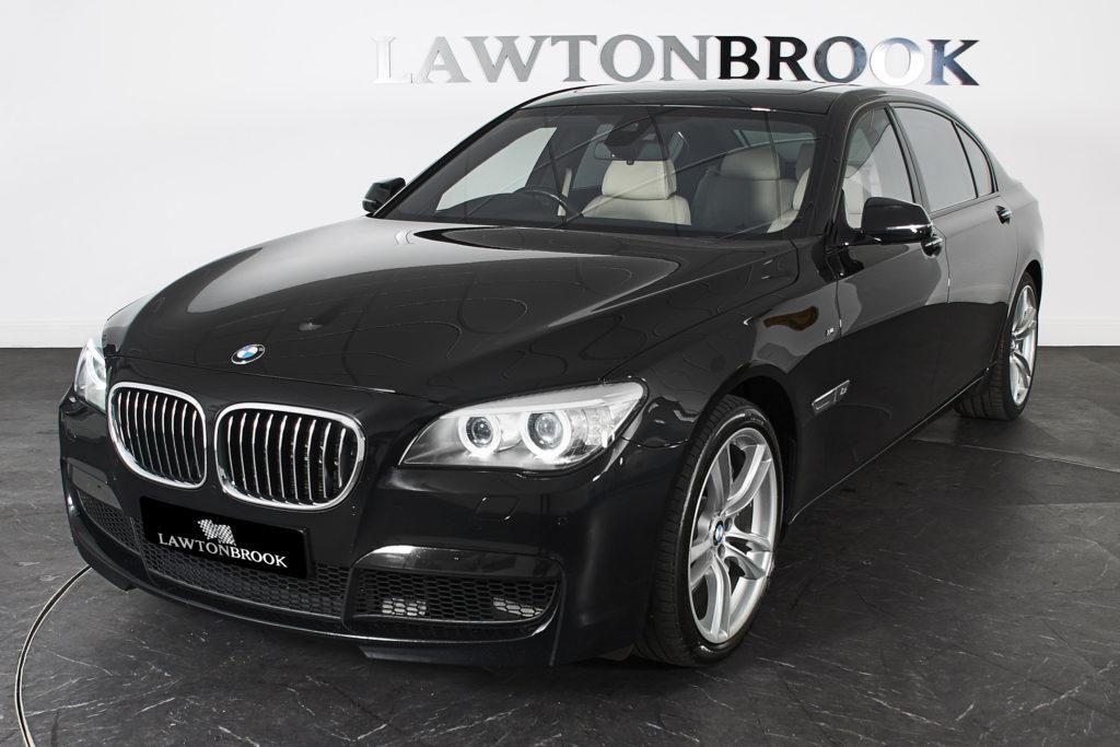 BMW 7 Series 6.0 760Li M Sport