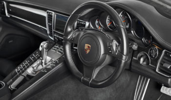 Porsche Panamera 4.8 V8 Turbo PDK full