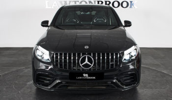 Mercedes-Benz GLC Class 4.0 GLC63 V8 BiTurbo AMG S (Premium) 9G-Tronic 4MATIC full